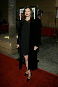 Jeanne Tripplehorn at the premiere of Warner Bros.