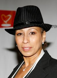 Tamara Tunie at the 10th Anniversary celebration of Rosie's For All Kids Foundation.