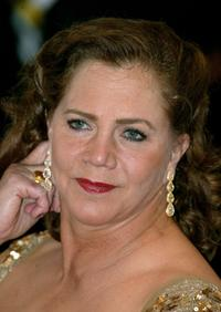 Kathleen Turner at the 57th Cannes Film Festival screening of