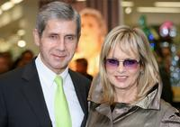 Twiggy and Stuart Rose at the redesigned Marks & Spencer Pantheon Store.