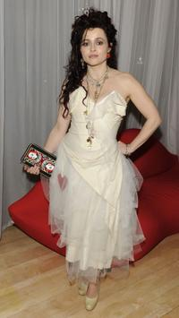 Helena Bonham Carter at the after party of the London premiere of