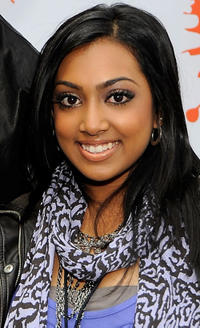 Melinda Shankar at the Nickelodeon's Sixth Annual Worldwide Day of Play with NYC Big Brothers and Big Sisters in New York City.