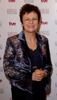 Julie Walters at the Carlton Women In Film And TV Awards.