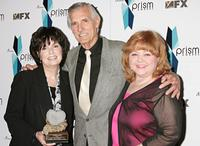 Dennis Weaver, Honoree and Patrika Darbo at the Eighth Annual Prism Awards.