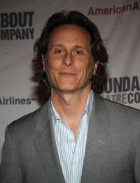 Steven Weber at the Broadway opening night after party for