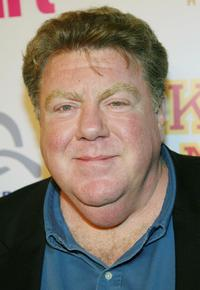 George Wendt at the premiere of