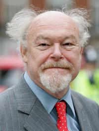 Timothy West at the Broadcasting house.