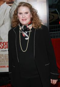 Celia Weston at the premiere of