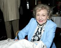 Betty White at the Charity