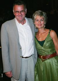 Tom Wilkinson and Diana Hardcastle at the