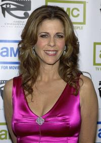 Rita Wilson at the 19th American Cinematheque Awards to Honor Steve Martin.