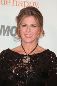 Rita Wilson at the Glamour Reel Moments Party.