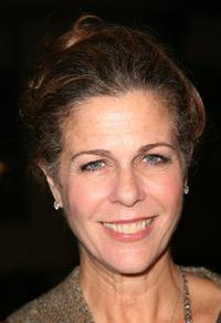 Rita Wilson at the special screening of