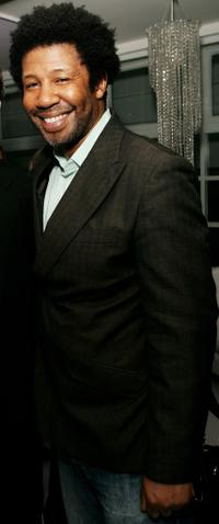 Brian Bovell at the launch party of Cortes's new single