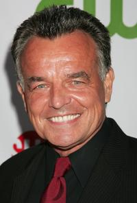 Ray Wise at the CW/CBS/Showtime/CBS Television TCA party.