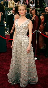 Reese Witherspoon at the 78th Annual Academy Awards in Hollywood.
