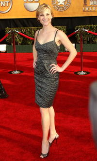 Reese Witherspoon at the 13th Annual Screen Actors Guild Awards in L.A.