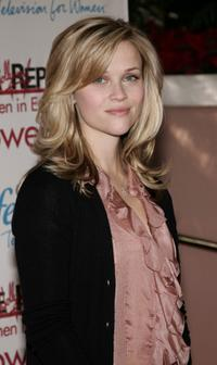 Reese Witherspoon at the 14th annual Hollywood Reporter Women In Entertainment Power 100 breakfast.