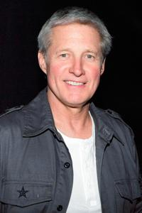 Bruce Boxleitner at the TRON MySpace party in California.