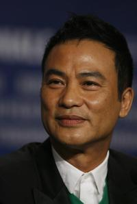 Simon Yam at the press conference of