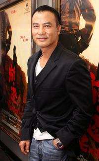 Simon Yam at the premiere of