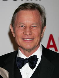 Michael York at the Broad Contemporary Art Museum opening.