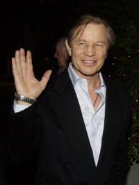 Michael York at the Hallmark Channel's