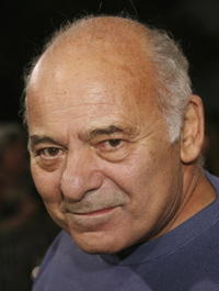 Burt Young at the world premiere of