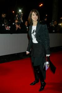 Zabou at the Cesars film awards.