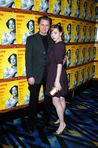 Kevin Anderson and Zoe Kazan at the opening night after party of