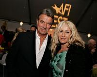 Eric Braeden and Birgit Stein at the AFI Fest presented by Audi.