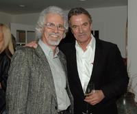 Director Glen Pitre and Eric Braeden at the after party of the premiere of