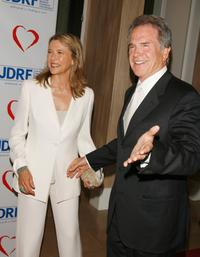 Warren Beatty and Annette Bening at the Juvenile Diabetes 4th Annual Gala Event.