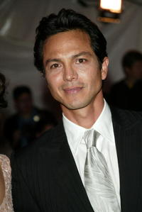 Benjamin Bratt at the 'Dangerous Liaisons: Fashion and Furniture in the 18th Century' Costume Institute benefit gala in New York City.