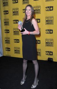 Kathryn Bigelow at the 15th Annual Critics' Choice Movie Awards.