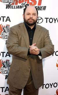 Jason Alexander at the Comedy Central Roast of William Shatner.