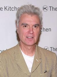 David Byrne at the