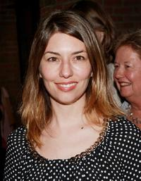 Sofia Coppola at the premiere of
