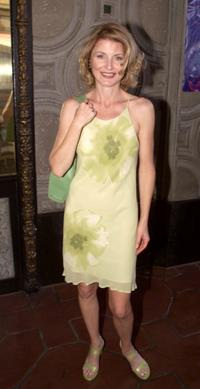 Beth Broderick at the premiere of