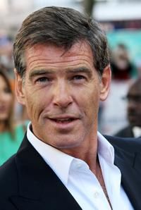Pierce Brosnan at the world premiere of
