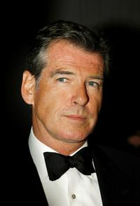 Pierce Brosnan at the 16th Annual British Academy of Film and Television/LA Cunard Britannia Awards.