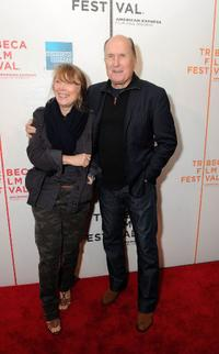 Sissy Spacek and Robert Duvall at the New York premiere of