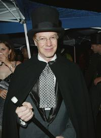 Danny Elfman at the Shane Black 9th annual Hallowen party.