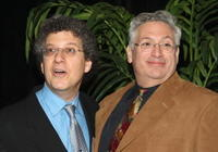 Director Todd London and Harvey Fierstein at the 59th Annual New Dramatists Spring Luncheon honoring Harvey Fierstein.