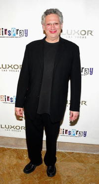 Harvey Fierstein at the opening night of
