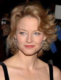 Jodie Foster at the Sitges Film Festival.