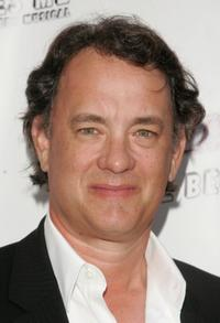 Tom Hanks at the New York opening night of