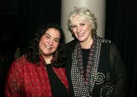 Randy Lutterman and Betty Buckley at the 20th Anniversary party of