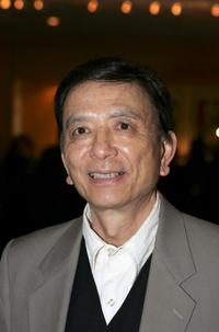 James Hong at the Academy of Motion Picture Arts and Sciences, 30th anniversary screening of