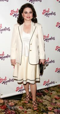 Delta Burke at the after party for the opening night of